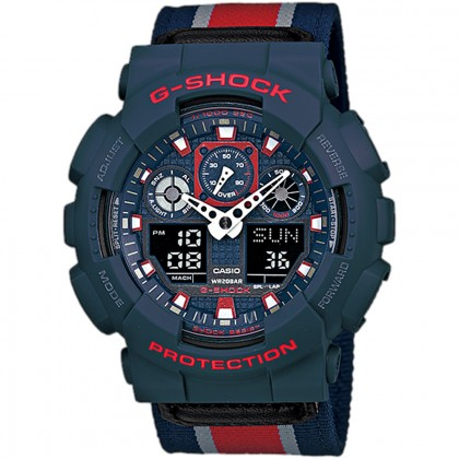 relogio-Casio G-Shock-GA-100MC-2ADR-31