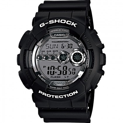 relogio-Casio G-Shock-GD-100BW-1DR-31
