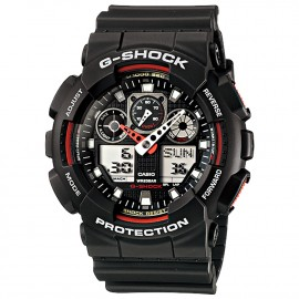Relógio Casio G-Shock Three Eye GA-100-1A4DR